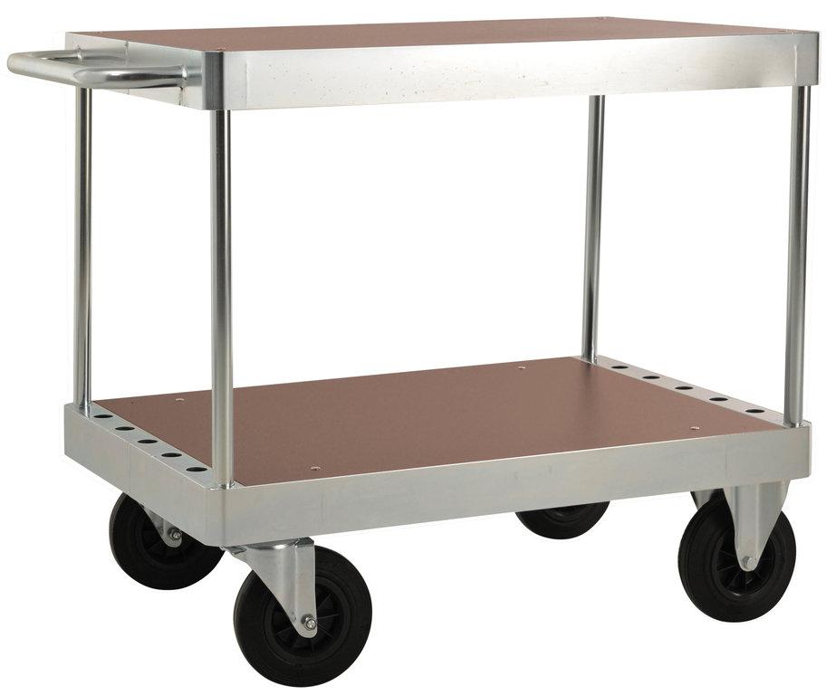 1035x600xh920 table roulante pour charge lourdes akm137 1b. Black Bedroom Furniture Sets. Home Design Ideas