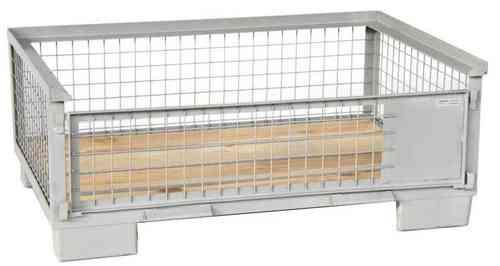 faltbare gitterboxen und gittercontainer. Black Bedroom Furniture Sets. Home Design Ideas